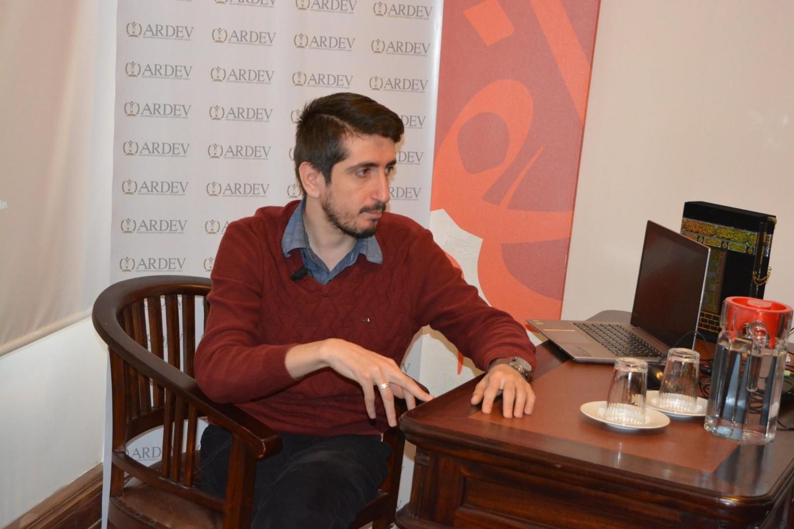 Dr. Mustafa KÖMÜRCÜOĞLU Hocamızla