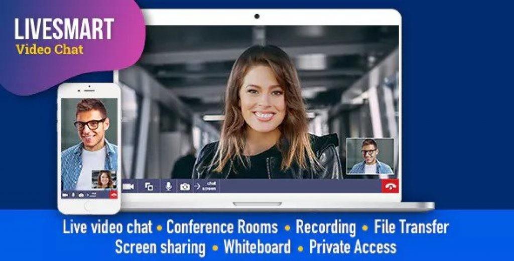 LiveSmart Video Chat Scripti