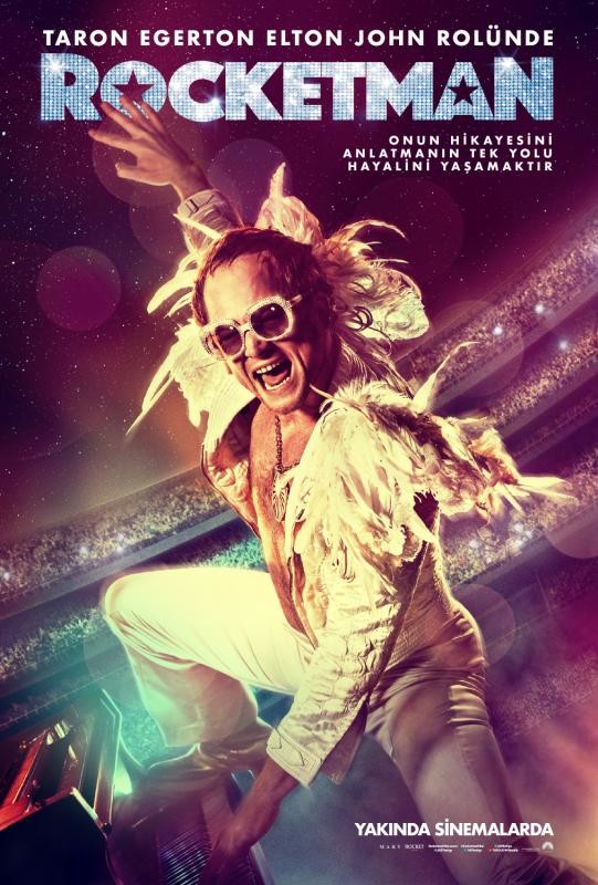 Rocketman (2019) m1080p DUAL TR EN BluRay Torrent indir