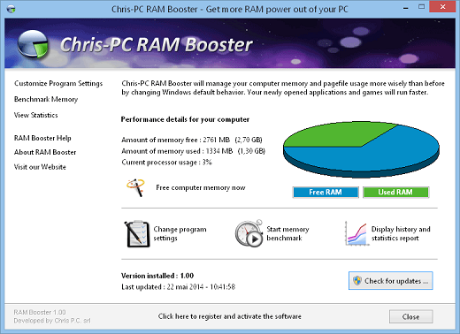 Chris-PC RAM Booster Full