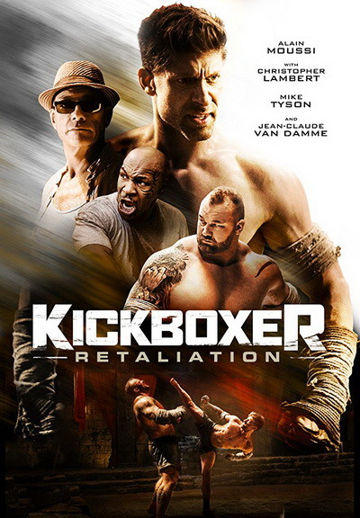Kickboxer 2: Misilleme - 2018 ( TR Dublaj ) 1080p DUAL BluRay