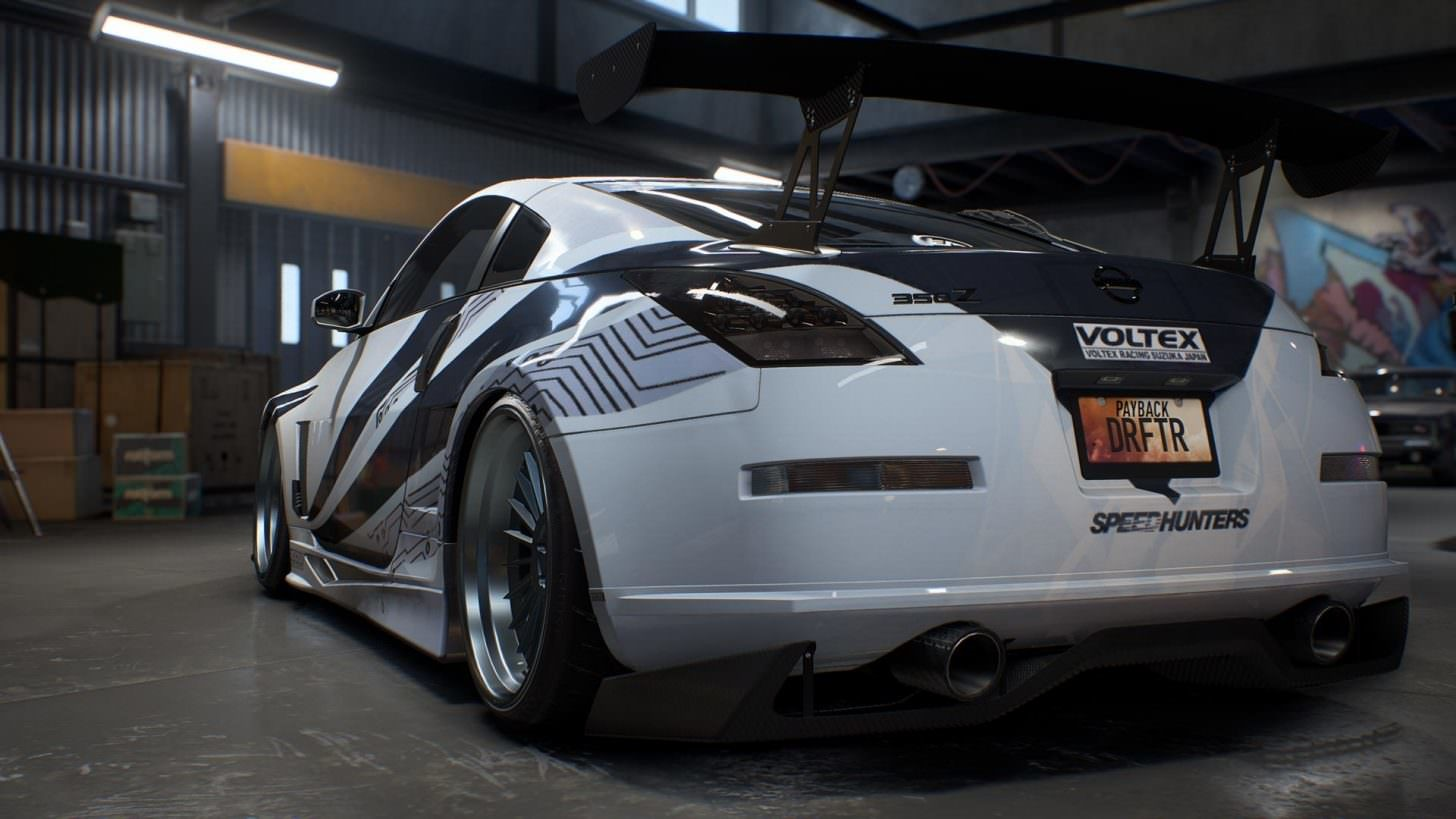 Need For Speed Payback-CPY Full Oyun