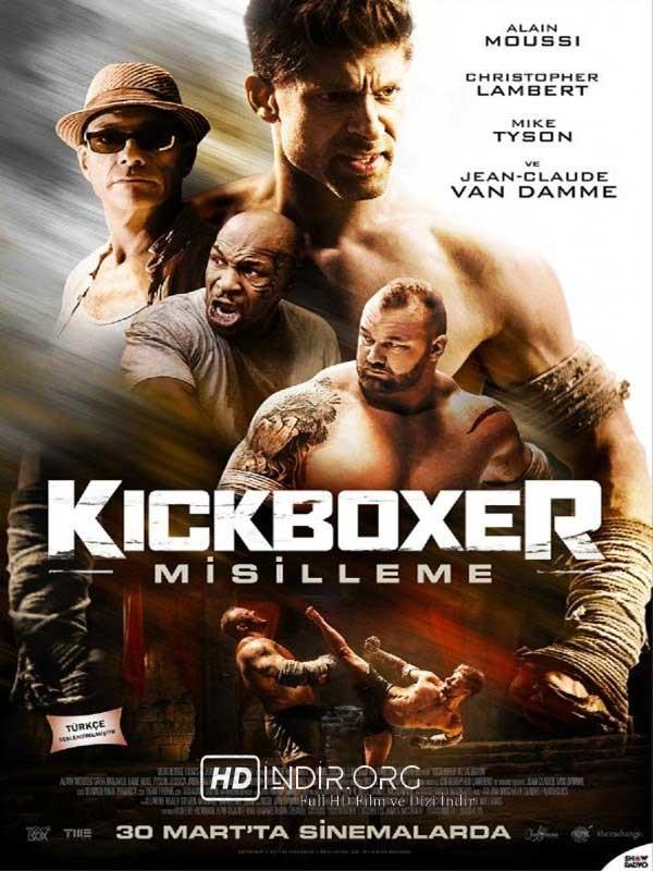 Kickboxer: Misilleme - Kickboxer: Retaliation (2018) Türkçe Dublaj Full Tek Link İndir