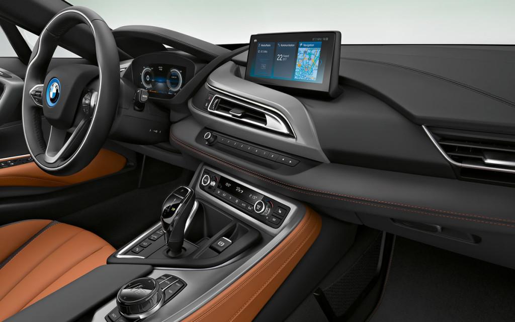 Makyajlı 2019 Yeni Bmw I8 Coupe Teknik özellikleri Ile Tanıtıldı