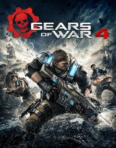 Gears of War 4 – CODEX Full PC Game indir