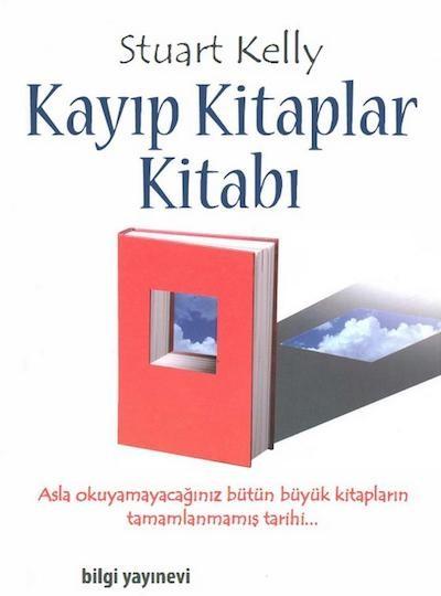 Stuart Kelly Kayıp Kitaplar Kitabı Pdf