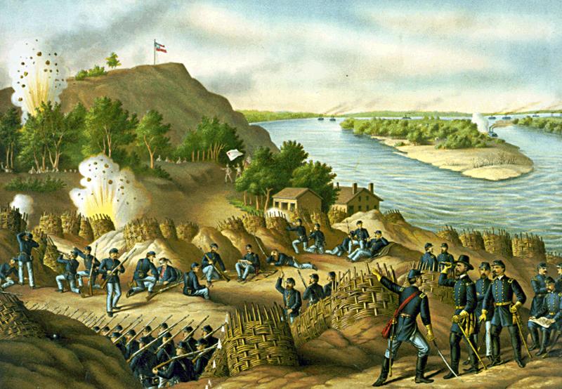 Vicksburg Kuşatması