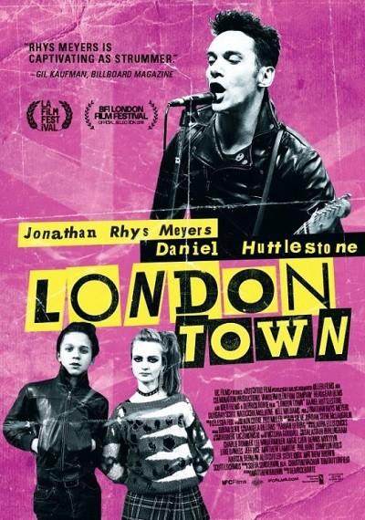 Londra Sokakları - London Town (2016) HDRip x264 Türkçe Dublaj İndir