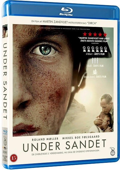 Mayın Ülkesi – Land of Mine 2015 (BluRay 720p -1080p) DuaL TR-ENG indir