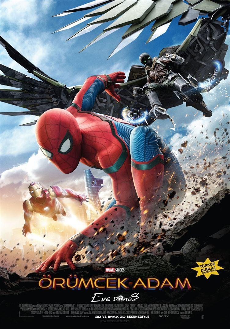 Örümcek Adam 3 Torrent