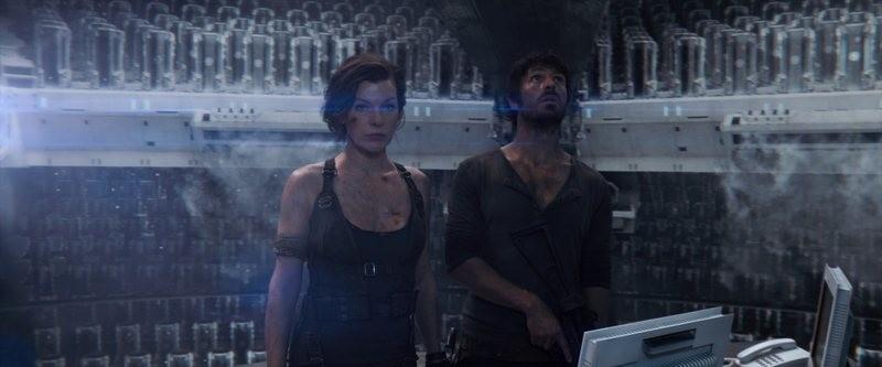 Ölümcül Deney 6 : Son Bölüm - Resident Evil 6 : The Final Chapter 2016 BluRay 720p - 1080p DUAL TR-ENG Türkçe Dublaj - Film indir - Tek Link Film indir