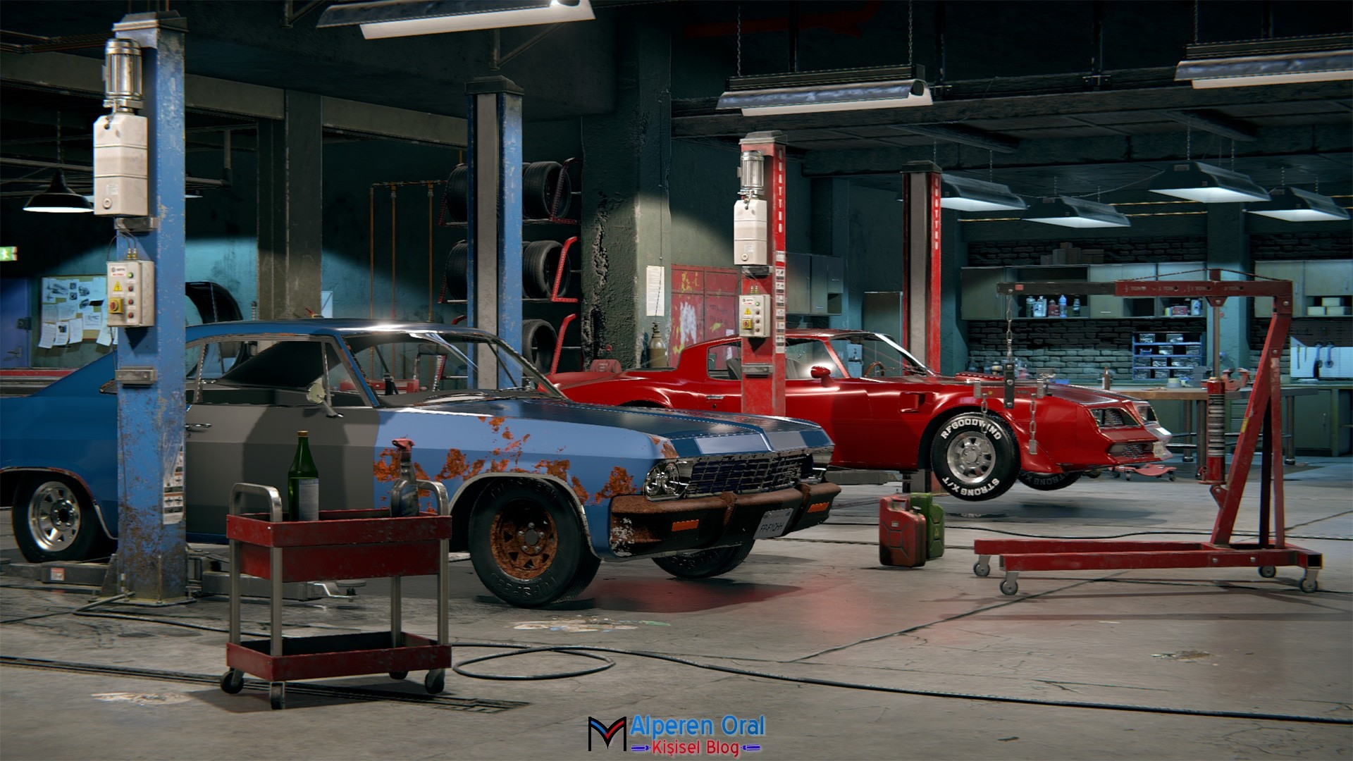 Car Mechanic Simulator 2018 [ 1.2.8 + 2 DLC ] | Full Tek Link Torrent İndir