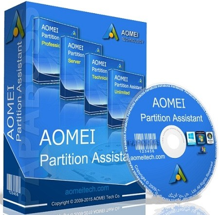 AOMEI Partition Assistant All Editions 7.0 Multilingual | Full İndir