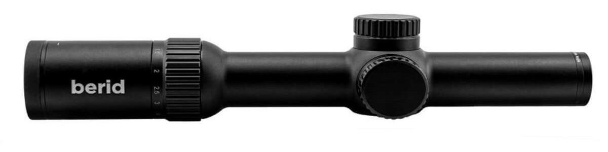 Berid 1-8X24 Dürbün Optik Özellikleri