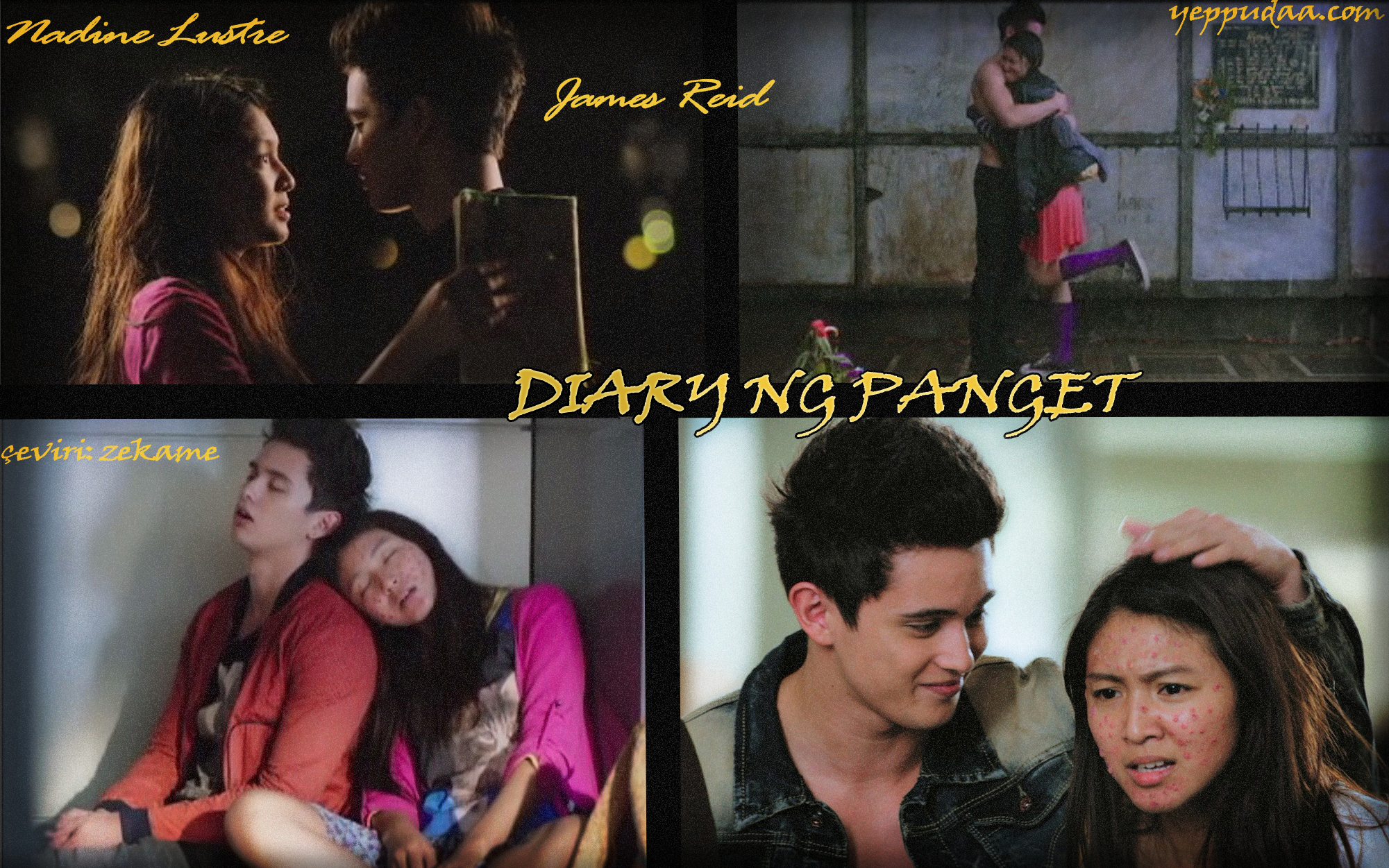 Diary ng Panget / 2014 / Filipinler / Mp4 / TR Altyazılı