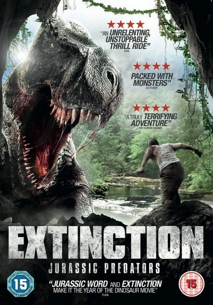 Ölümcül Tür | Extinction | 2014 | BRRip XviD | Türkçe Dublaj