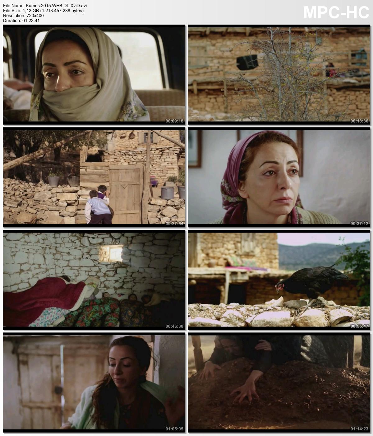 Kümes 2015 (Yerli Film) WEB-DL XviD
