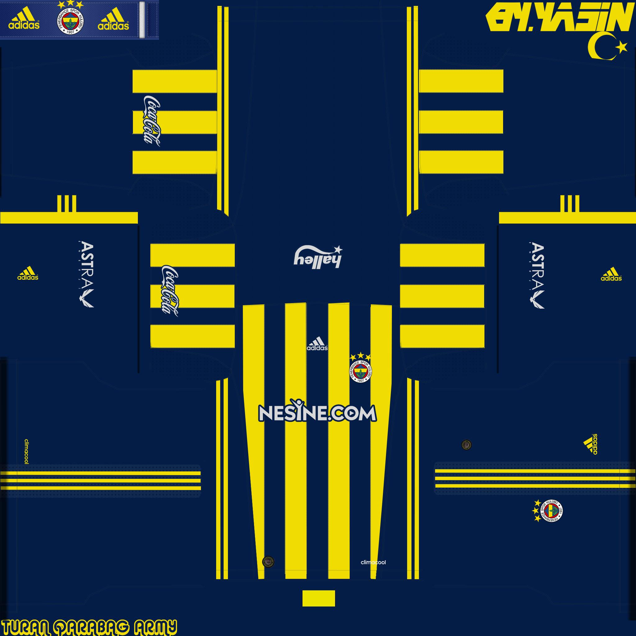 Fenerbahçe Deplasman 2