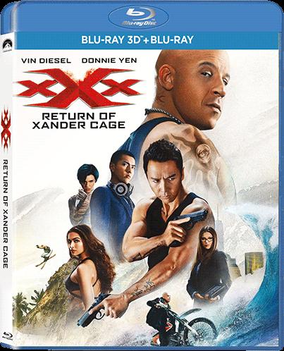 Yeni Nesil Ajan: Xander Cage'in Dönüşü 2017 (1080p BluRay 3D) DuaL (TR-EN) indir