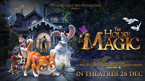 The House of Magic (2013) BluRay | 720p Mkv | Film