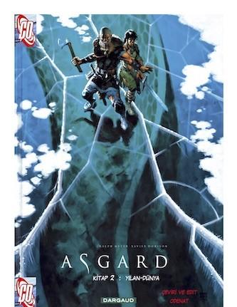 Asgard Yılan-Dünya Çizgiroman İndir