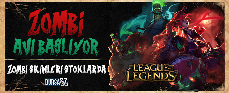 ZOMBI AVI BASLIYOR!