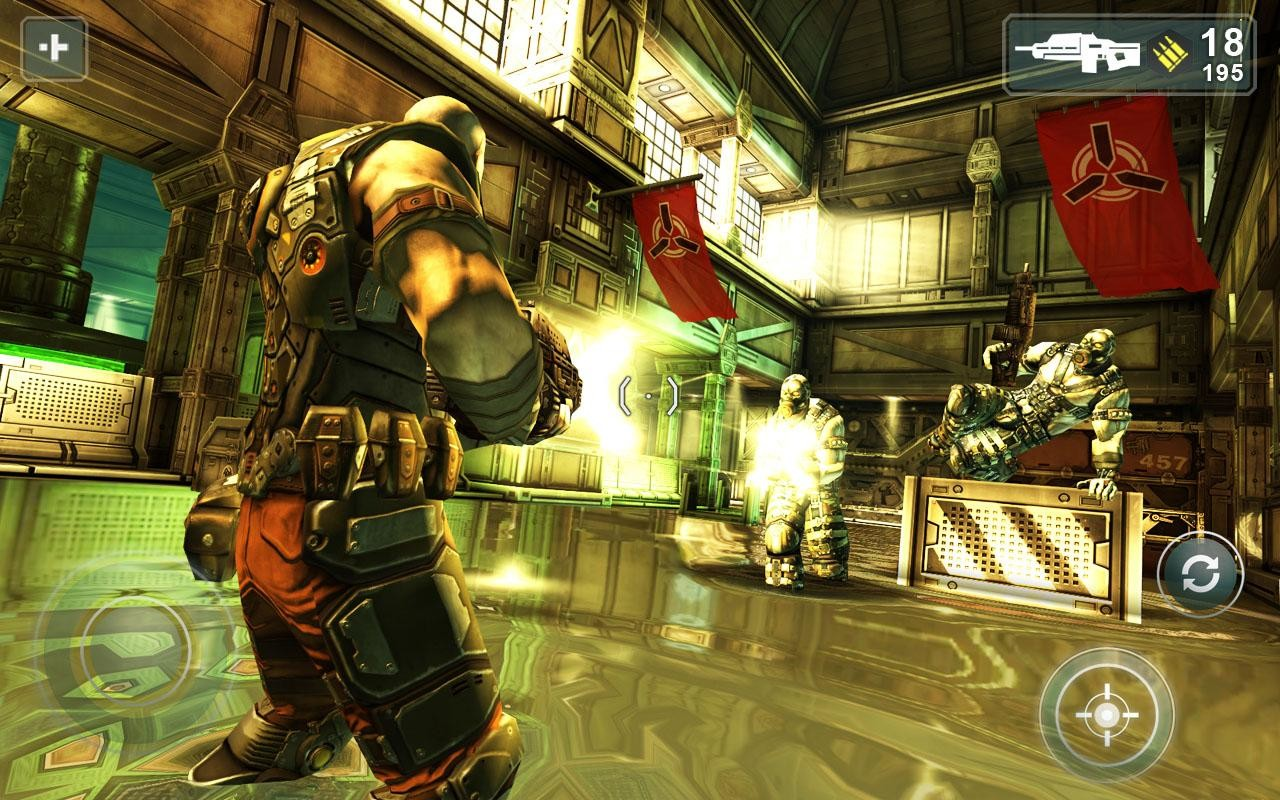 SHADOWGUN THD Full Apk 1.3.5