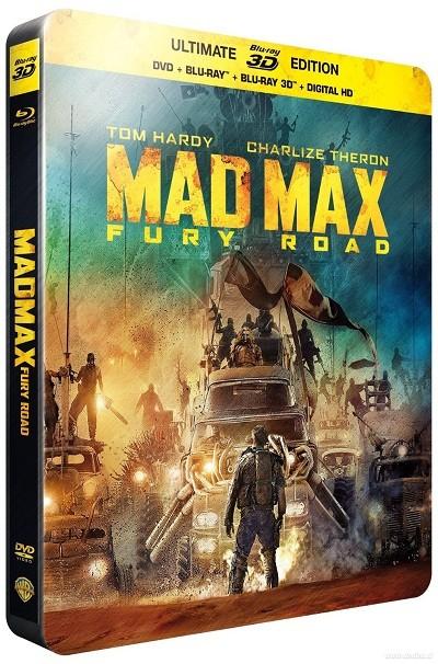 Çılgın Max: Öfkeli Yollar 3D - Mad Max Fury Road 3D 2015 ( 3D HSBS 1080p BluRay ) Dual TR-ENG Tek Link İndir