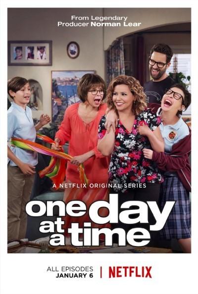 One Day at a Time (2017) Yabancı Dizi 1. Sezon Tüm Bölümler türkçe dublaj indir