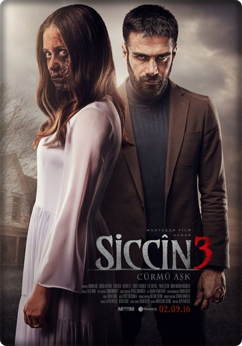 Siccin 3: Cürmü Aşk | 2016 | Yerli Film | HDRip | LOGOSUZ | Tek Link