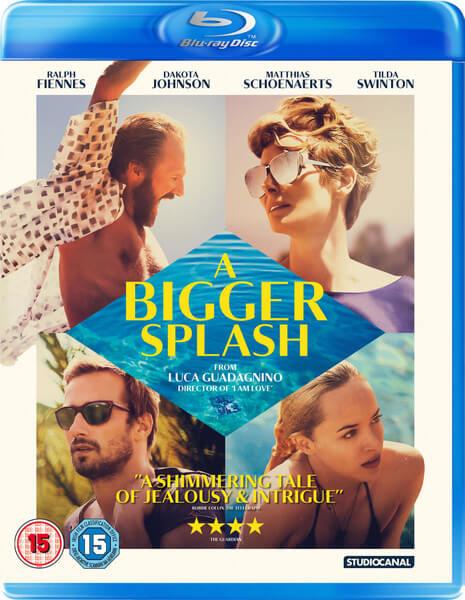 Sen Benimsin – A Bigger Splash 2016 BluRay DuaL TR-EN | Türkçe Dublaj - Tek Link indir