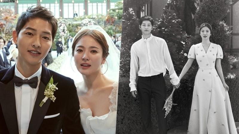 Song Hye Kyo ve Song Joong Ki Erdi Muradına.../// 1 Kasım 2017