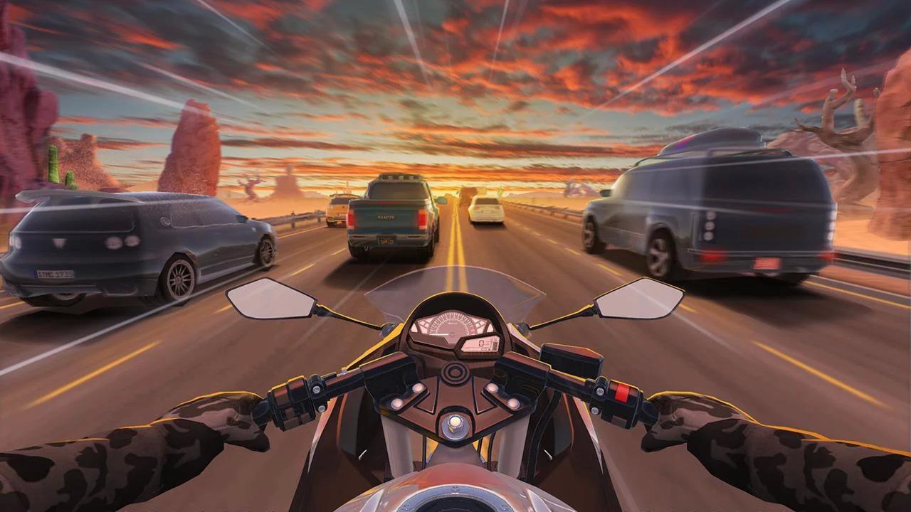 Motorcycle Rider Apk Mod