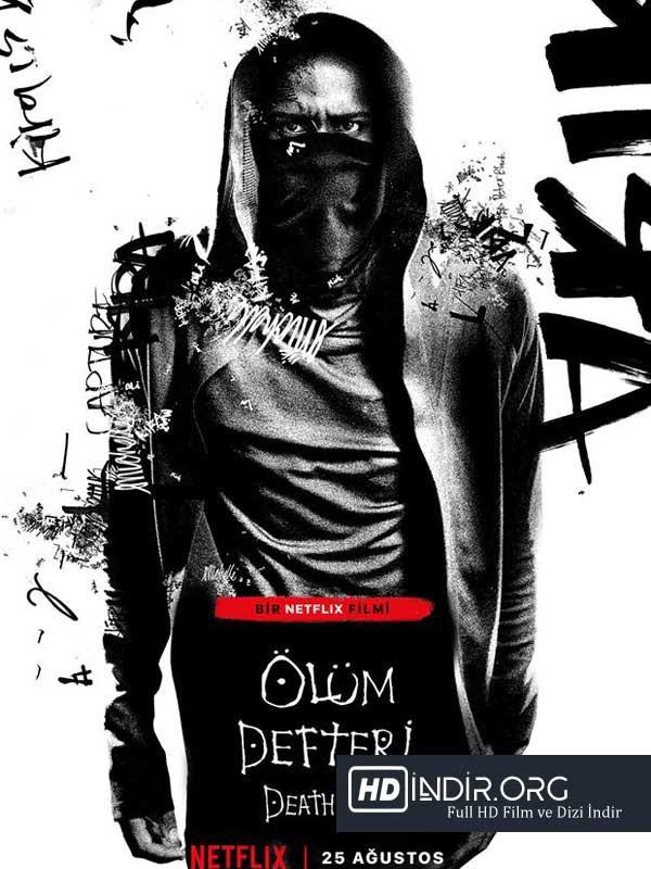 Ölüm Defteri – Death Note (2017) Türkçe Dublaj HD İndir