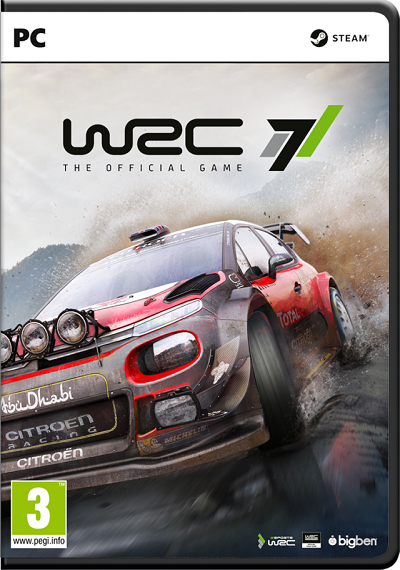 WRC 7 – CPY