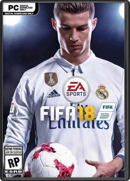 FIFA 18-STEAMPUNKS
