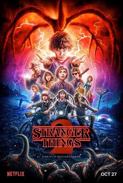 Tuhaf Şeyler – Stranger Things 2.Sezon (1080p DUAL NF WEBRip) TR-ENG indir