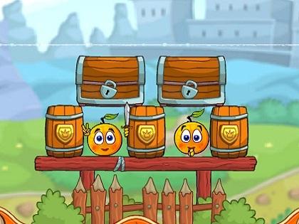 Portakalları Koru Oyunu