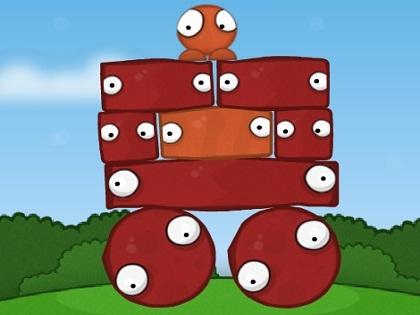 Blokları Dengele Oyunu