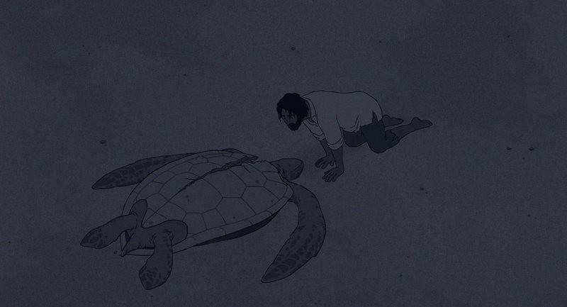 Kırmızı Kaplumbağa 2016 m720p - m1080p DUAL TR-FR Türkçe Dublaj - Film indir - Tek Link Film indir