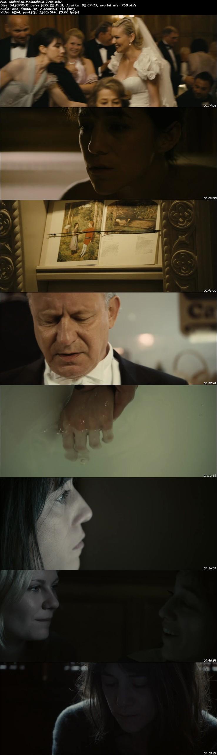 Melankoli (2011) m720p BluRay x264 Türkçe Dublaj İndir