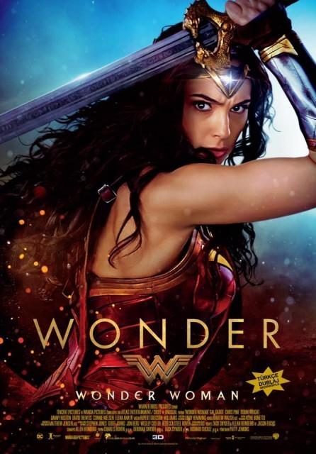 Wonder Woman Türkçe Dublaj izle – Tek Parça
