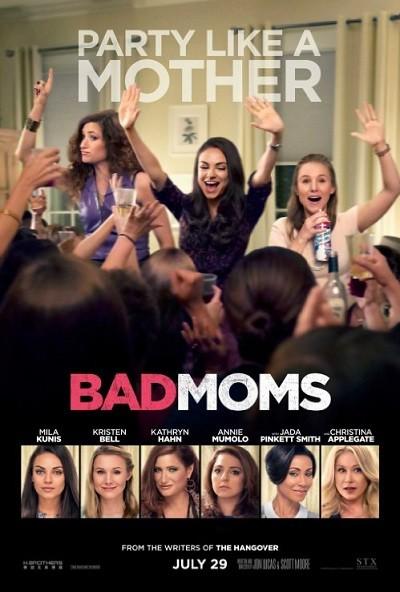 Eyvah Annem Dağıttı – Bad Moms 2016 (Türkçe Dublaj) BRRip XviD indir