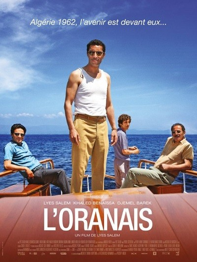 Oran'dan Gelen Adam – L'Oranais 2014 (Türkçe Dublaj) DVDRip x264 indir