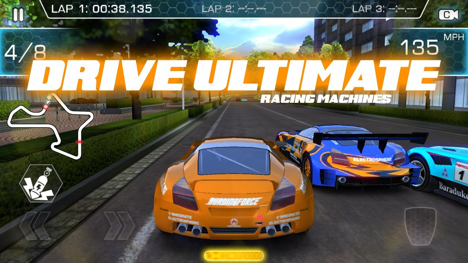 Ridge Racer Slipstream Apk Mod