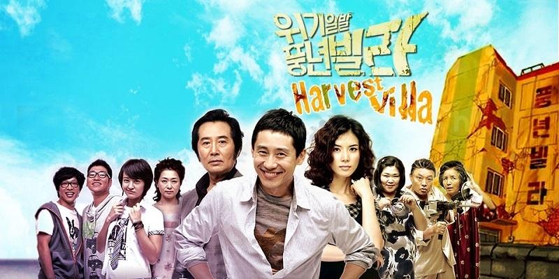 Harvest Villa / 2010 / G�ney Kore / Online Dizi �zle /T�rk�e Altyaz�l�