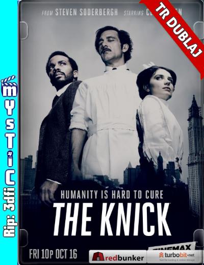 The Knick (2014–) 2. Sezon İlk 4 Bölüm 720p WEBDL x264 Türkçe Dublaj indir
