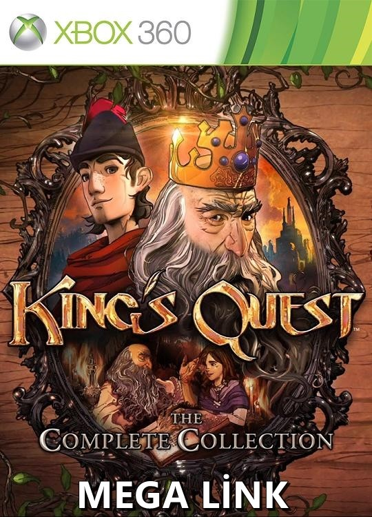 King's Quest The Complete Collection Xbox 360 Oyun İndir [MEGA] [FULL-ISO] [Region Free]