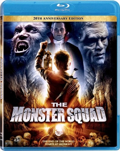 Canavar Kadrosu - The Monster Squad (1987) türkçe dublaj film indir