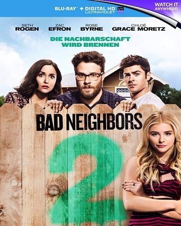 Kötü Komşular 2 – Neighbors 2: Sorority Rising 2016 1080p DUAL TR-ENG – Tek Link indir